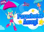 Parachutes Away