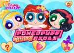 Powerpuff Disney Girls
