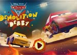 Cars 3 Demolition Derby