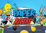 Looney Toons Paper Racers