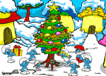 Smurf's Christmas