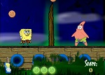 SpongeBob Ghostly Gold