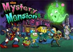 Spongebob Mystery Mansion
