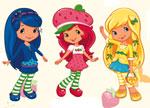 Strawberry Shortcake Memotrick Game