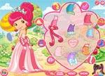 Strawberry Shortcake as Princess
