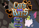 Tom and Jerry Cats Gone Bats