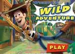 Toy Story - Woody's Wild Adventure