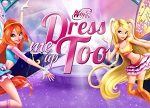 Dress Up Games :: Dress Me Up Too