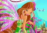 Winx Sirenix Flora