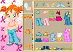 Dress Up Games :: Little Bloom
