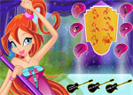 Dress Up Games :: Rock Star Bloom