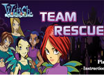 Witch Team Rescue